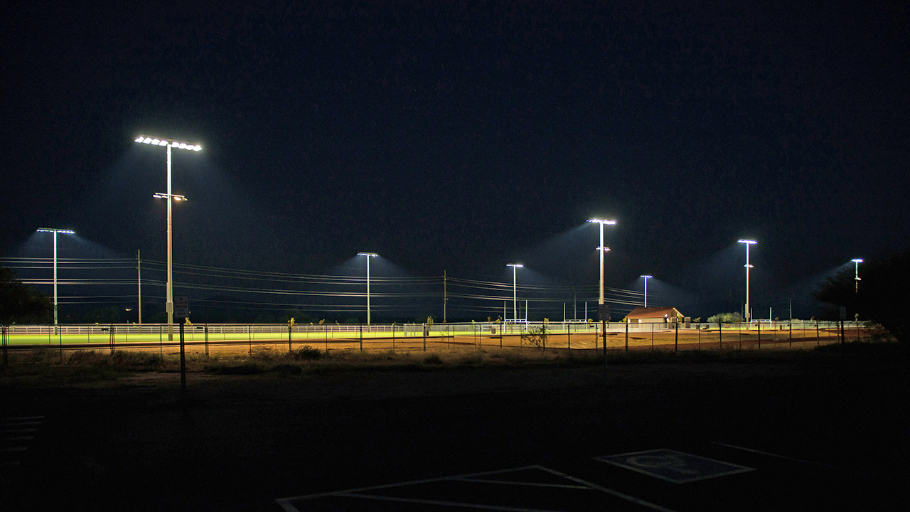 Ida Announces Environmental Friendly Outdoor Sports Lighting